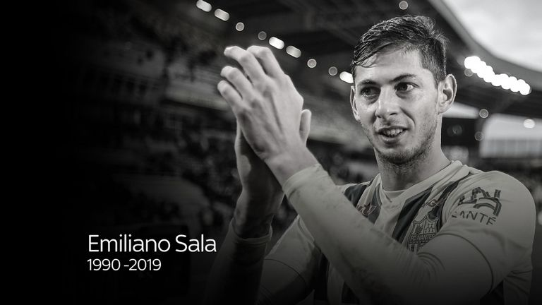 Mensah, Waris, Sumaila amongst African stars to pay tribute to Sala