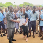 Los Angeles FC forward Latif Blessing gives back to his Ghanaian village