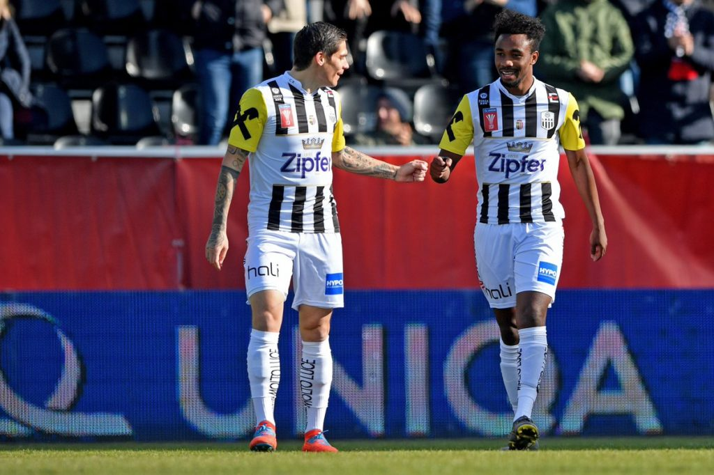 Ghanaian winger Samuel Tetteh strikes as LASK Linz defeat St. Polten to reach Austrian Cup semi-final