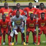 CAF Confederation Cup: Asante Kotoko name 18-man squad for Nkana FC clash