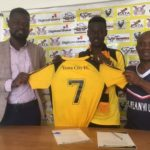 Tema City FC snap up Malian talent Mamadou Diallo