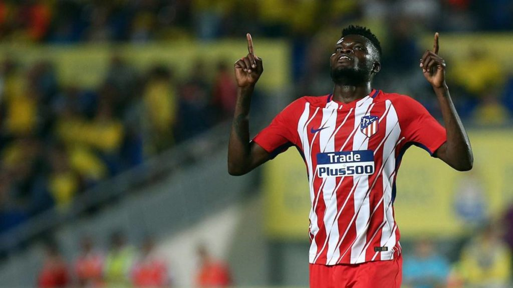 Juve boss Massimiliano Allegri insists Thomas Partey's absence won't affect Atletico Madrid ahead of Champions League return leg