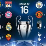 It's getting exciting in the UEFA Champions League