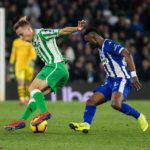 Deportivo Alaves star Mubarak Wakaso satisfied with draw at Real Betis in La Liga