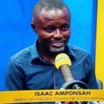Ex-Berekum Chelsea spokesperson Isaac Amponsah installed BA United General Manager