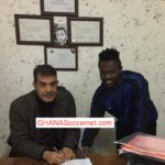 EXCLUSIVE: Former Wa All Stars midfielder Nasiru Moro signs for Jordanian second-tier side Sahab FC