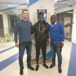 EXCLUSIVE: Berekum Chelsea striker Stephen Amankona pens three-year deal with MTK Budapest