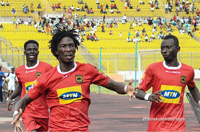 Kotoko goalkeeper Felix Annan back striker Sogne Yacouba to return to scoring form ahead of Zesco clash