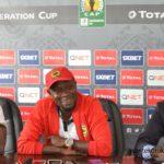 CAF Confederation Cup: Defeated CK Akonnor 'proud' of Asante Kotoko players despite elimination