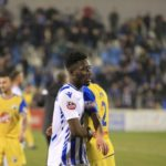 Winful Cobbina salvages point for FK Tirana against Luftetari Gjirokastra