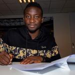 PHOTOS: Dauda Mohammed joins Dutch side Vitesse Arnhem