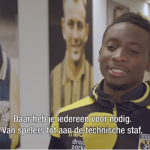 VIDEO: Dauda Mohammed excited to be part of 'big' Vitesse Arnhem club
