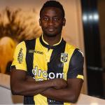 Dauda Mohammed declared fit for Vitesse's final home match against De Graafschap