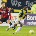 'Excited' Dauda Mohammed urges Vitesse Arnhem teammates to maintain winning momentum