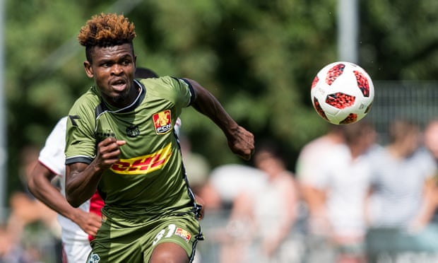 EXCLUSIVE: FC Nordsjaelland coach discloses offers for Godsway Donyoh