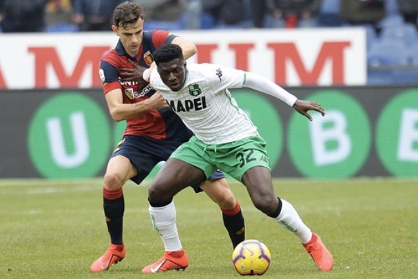'Furious' Alfred Duncan bewails booking against Cagliari; ruled out of Juventus clash