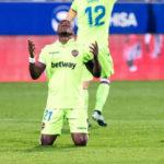 Breaking News: Ghana winger Emmanuel Boateng to leave Spanish side Levante for China
