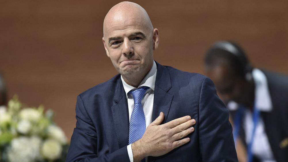Breaking News: FIFA President Infantino retains seat unopposed, Vega fails with nominations