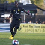 Columbus Crew defender Jonathan Mensah gears up for the start of 'amazing' MLS season