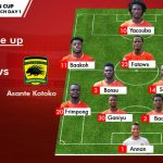 Sefah returns as Kotoko name strong starting line-up to face Hilal