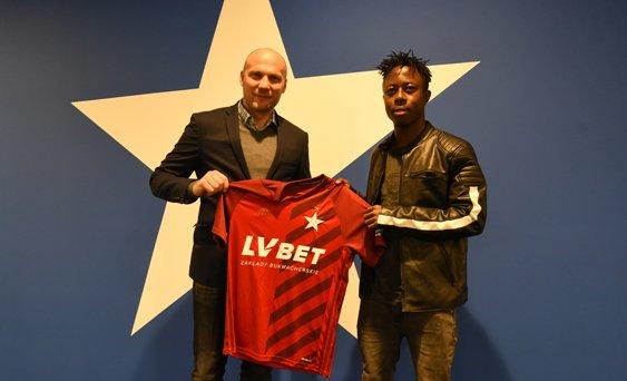 Ghana U20 midfielder Emmanuel Kumah joins Polish side Wisla Krakow