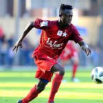 Wisla Krakow supporter bought Ghana U20 midfielder Kumah for Polish club