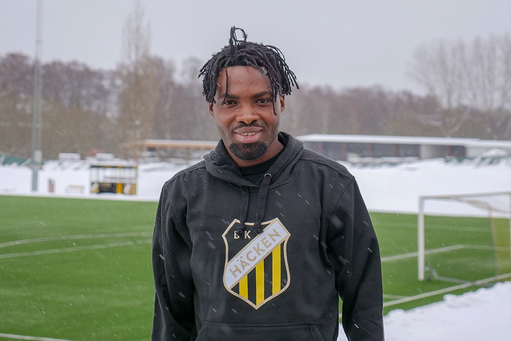 Ex-Hearts striker Kwame Kizito pens two-year deal with Swedish side Falkenberg