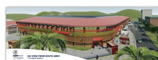 New Medeama stadium design unveiled ahead of sod-cutting in Tarkwa today