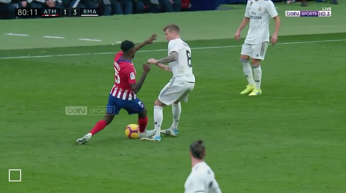 Atletico star Thomas Partey red-carded as Real win Madrid derby