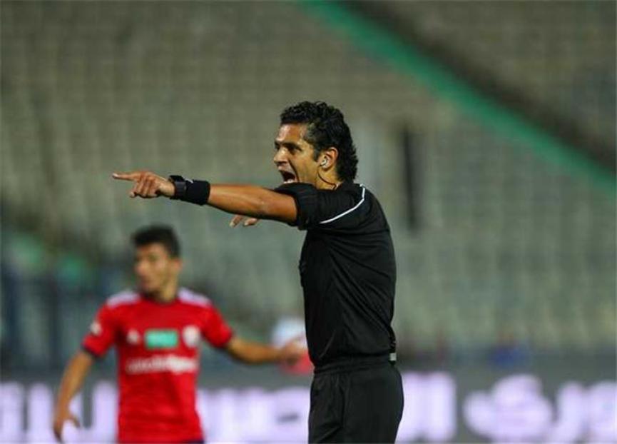 Egyptian referee Ahmed El Ghandour to officiate Nkana FC-Asante Kotoko clash