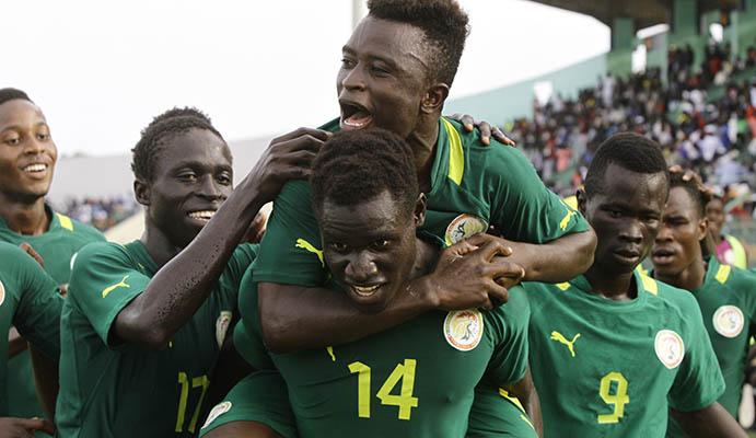Ghana opponents Senegal dispatch Mali in Group B at U20 AFCON