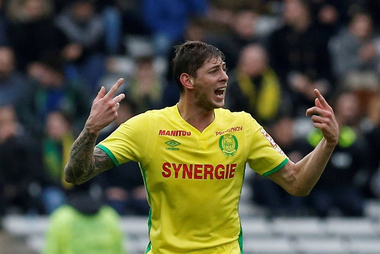 BREAKING NEWS: Emiliano Sala - Missing Premier League footballer's plane found