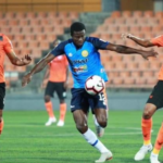 Thomas Abbey off the mark for PKNP FC in draw with Felda United in Malaysia Super League