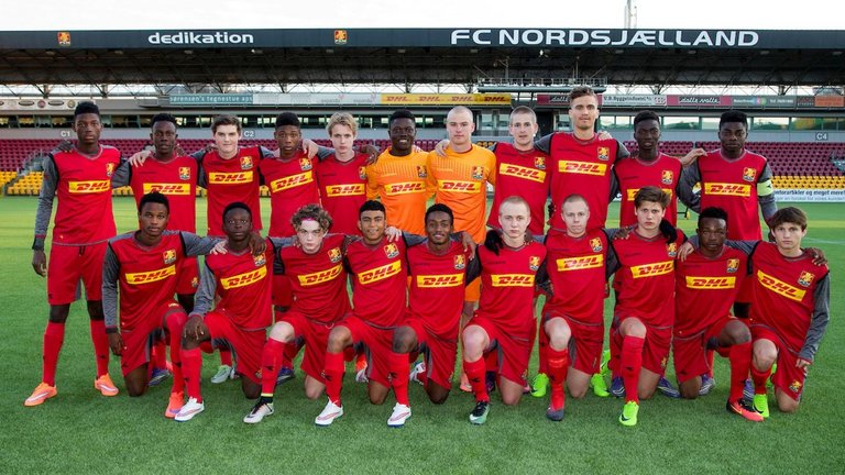 The Right to Dream Academy has an exchange programme with Nordsjaelland