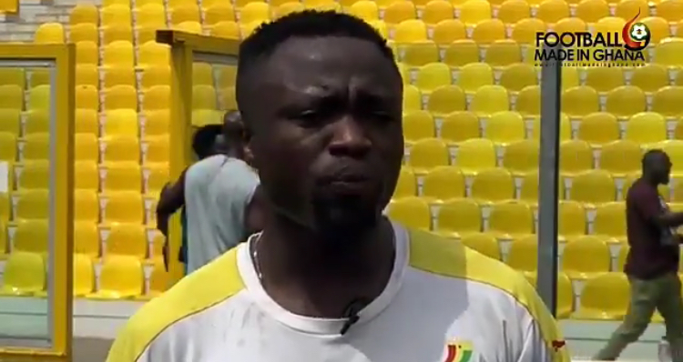 I was expecting Black Stars call-up, not Meteors - Bernard Tekpetey confesses