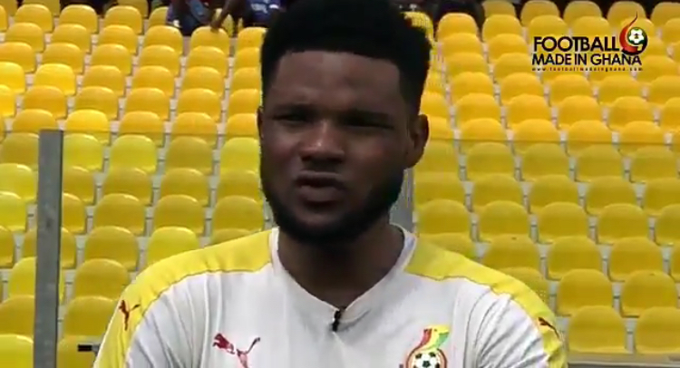 Black Meteors forward Benjamin Tetteh ready to sacrifice personal glory for team to qualify