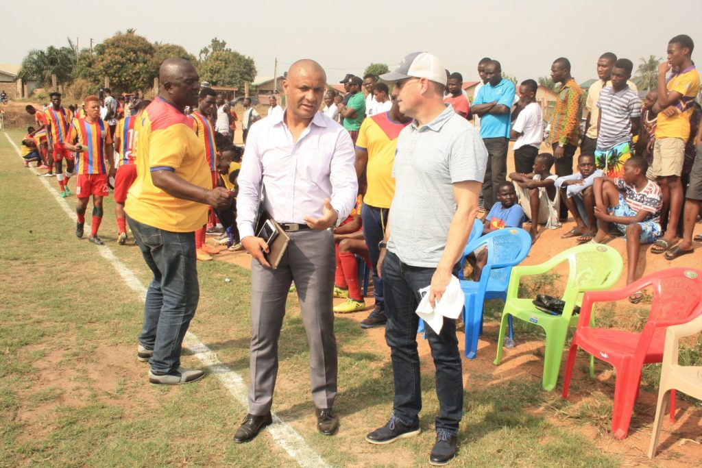 Mark Noonan grateful to Hearts of Oak fans after shock departure