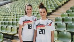 Germany Launch Stunning New adidas Home & Away Kits Ahead of Women's World Cup