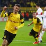 Pulisic on target as Dortmund earn hard-fought win over Stuttgart