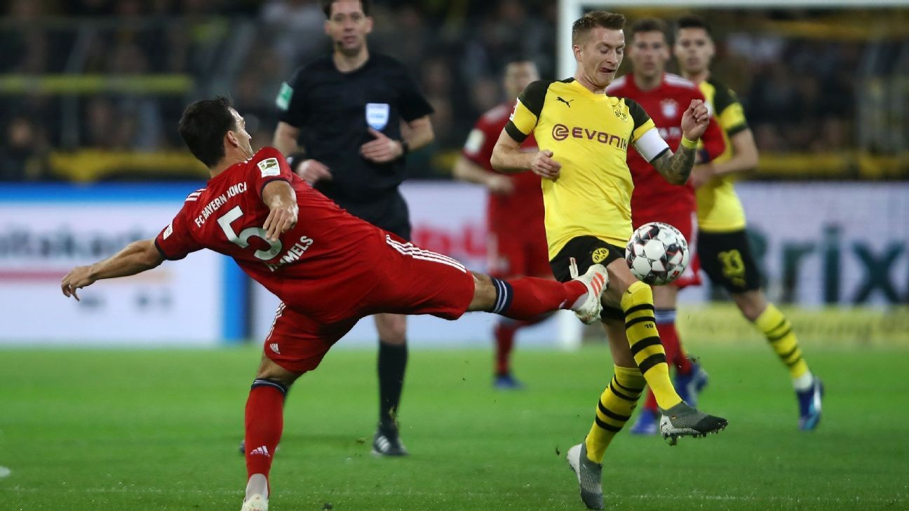 With Bundesliga at stake, Dortmund might be supporting Bayern in Champions League