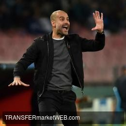MANCHESTER CITY- Guardiola crazy for teenager Foden
