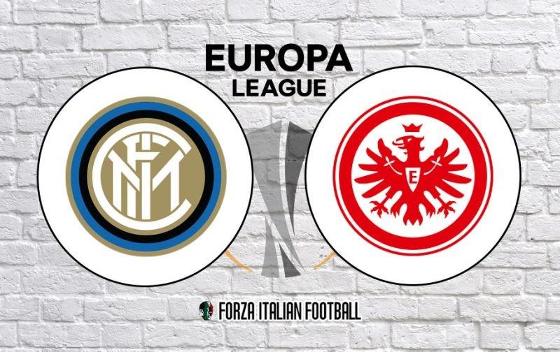 Europa League LIVE: Inter v Eintract Frankfurt