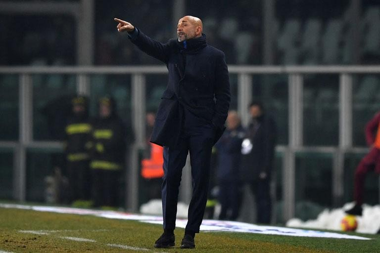 "SPALLETTI: ""TOO MANY MISTAKES, WE BECAME NERVOUS STRAIGHT AWAY"""