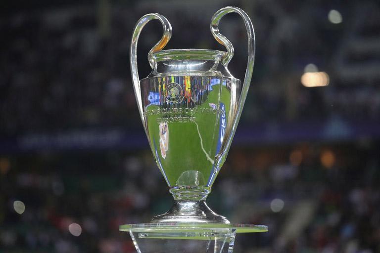 CHAMPIONS LEAGUE: QUARTER-FINALS DRAW