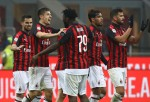MILAN: DERBY PREPARATIONS CONTINUE