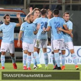 CELTA VIGO - Maxi GOMEZ more and more likely to leave. On half the price