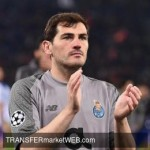 PORTO about to sign CASILLAS on new year-long deal