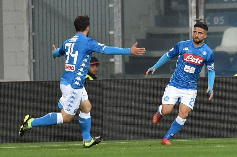 NAPOLI: MEDICAL UPDATE