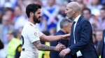 Zidane and Isco both get 7/10 in Real Madrid returns vs. Celta