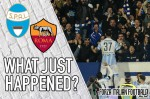 VIDEO: SPAL 2-1 Roma – Ferrarese come out fighting to send Roma home empty-handed